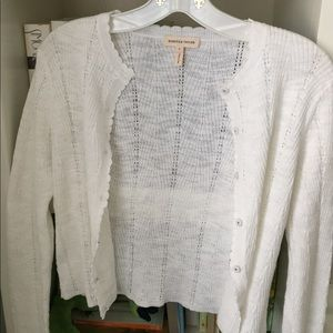 Rebecca Taylor Cardigan Sweater